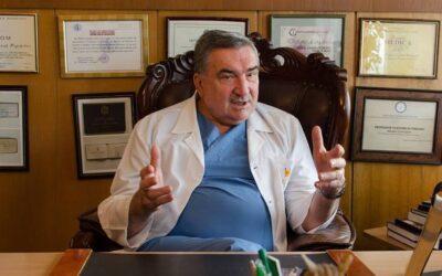 Prof. dr. Vladimir Hotineanu (1950-2019) – In Memoriam