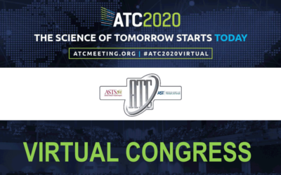 ATC 2020 Philadelphia Congress – first Transplantation Community Virtual Congress