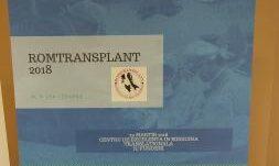Al X-lea Congres al Asociației Romtransplant, București, 29 martie 2018